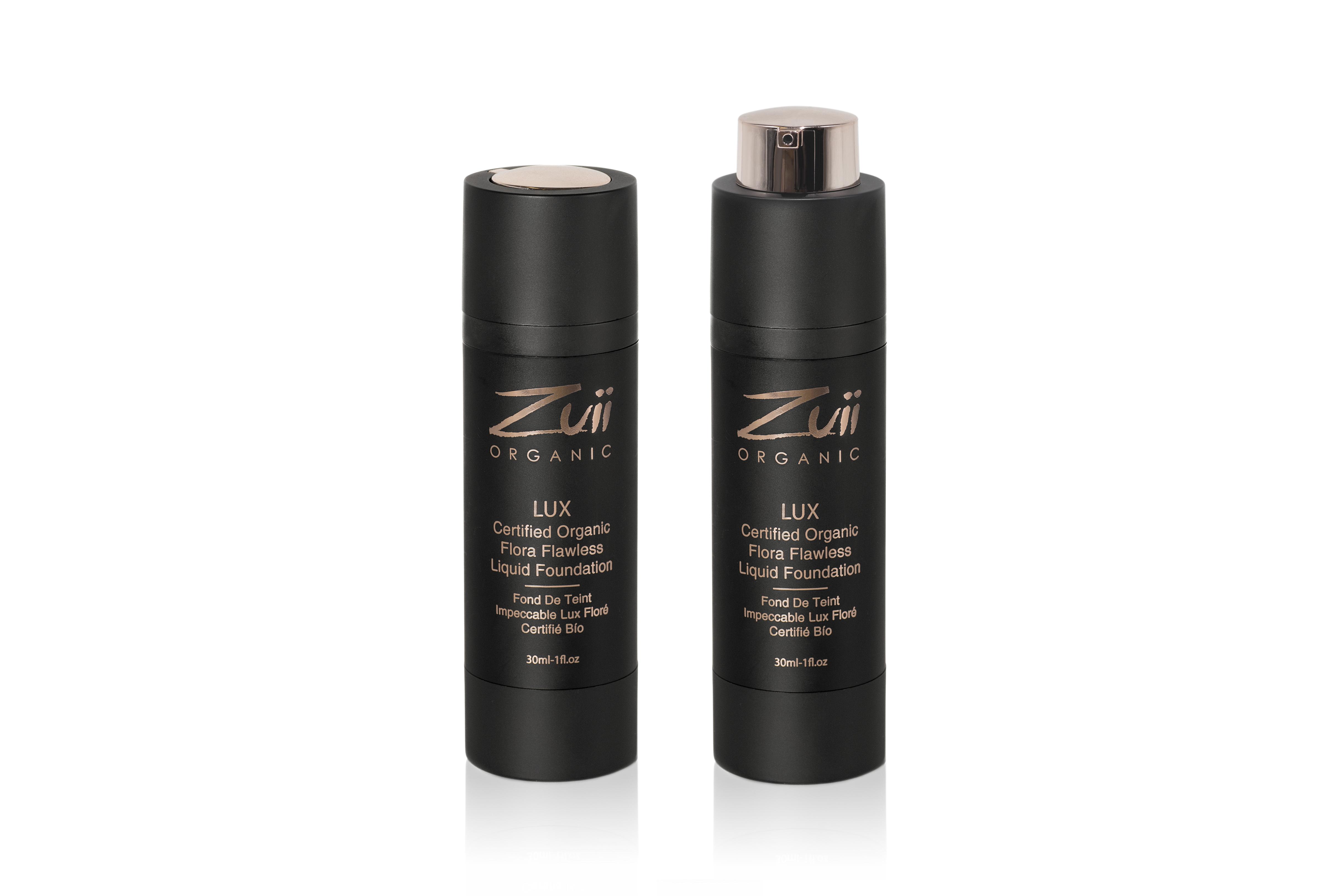 Zuii Organic Lux Flawless Liquid Foundation Meikkivoide 30 ml