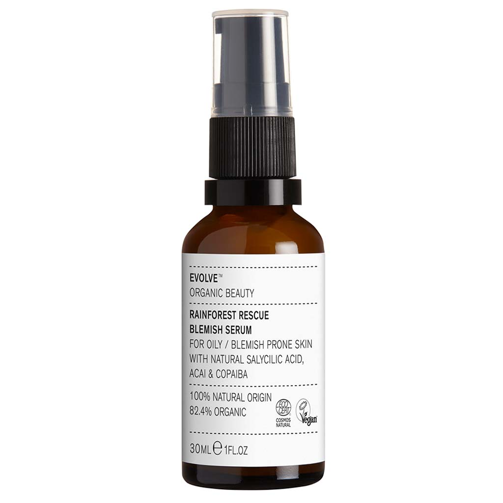 Evolve Organic Beauty Rainforest Rescue Serum 30ml