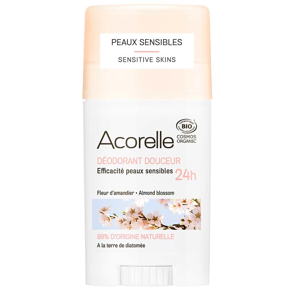 Acorelle Geelideodorantti Almond Blossom