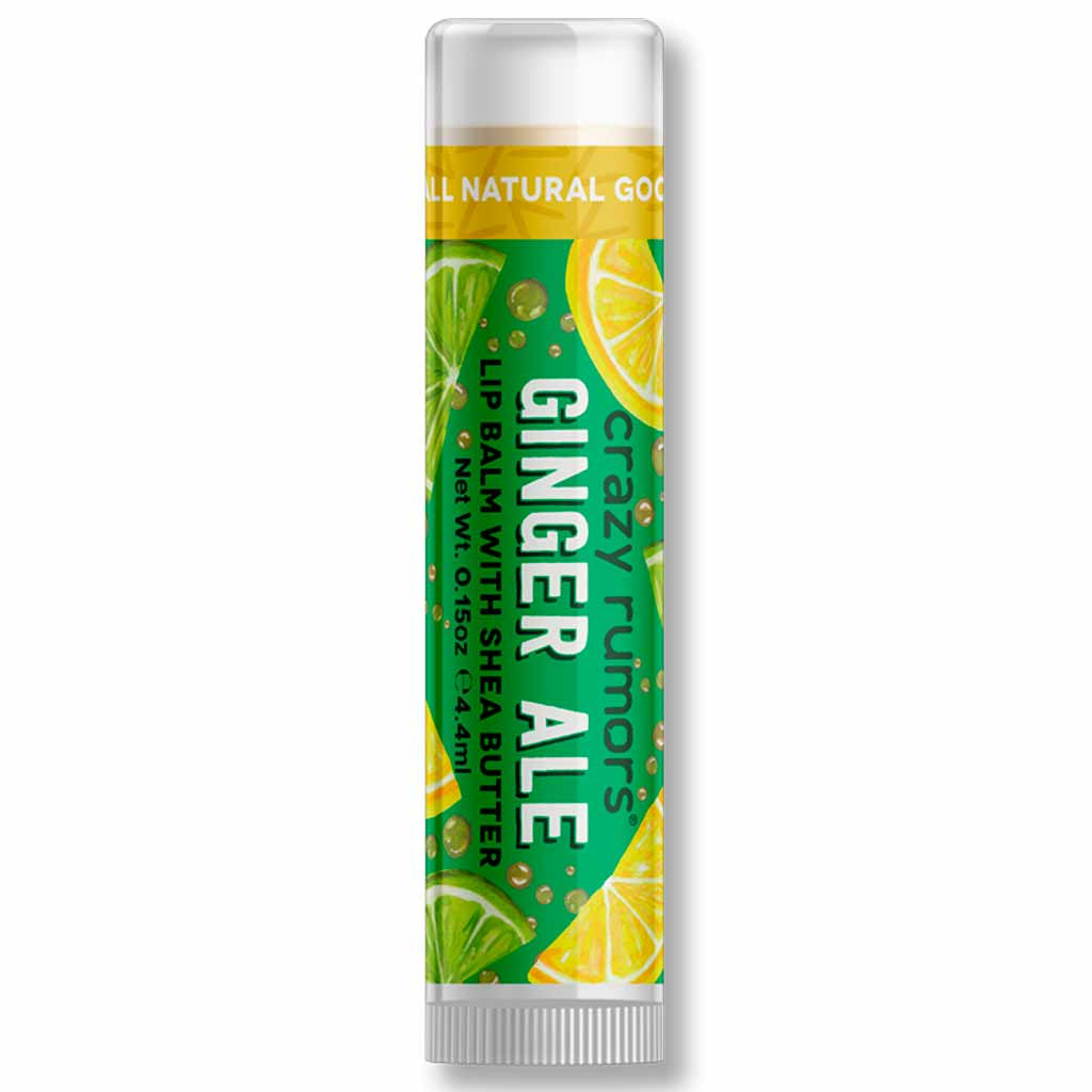 Crazy Rumors Huulivoide Ginger Ale