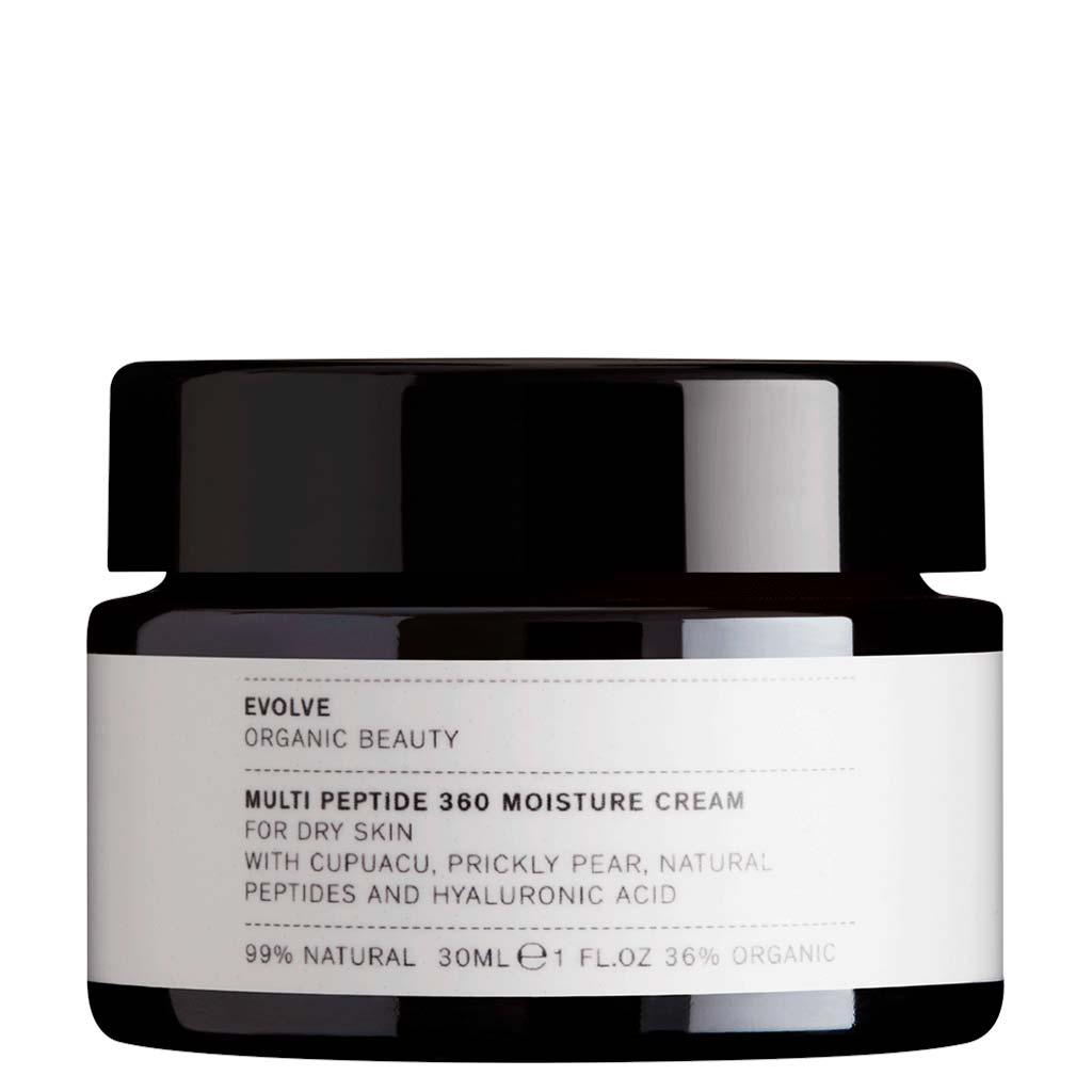 Evolve Organic Beauty Multi Peptide 360 kasvovoide Matkakoko 30 ml