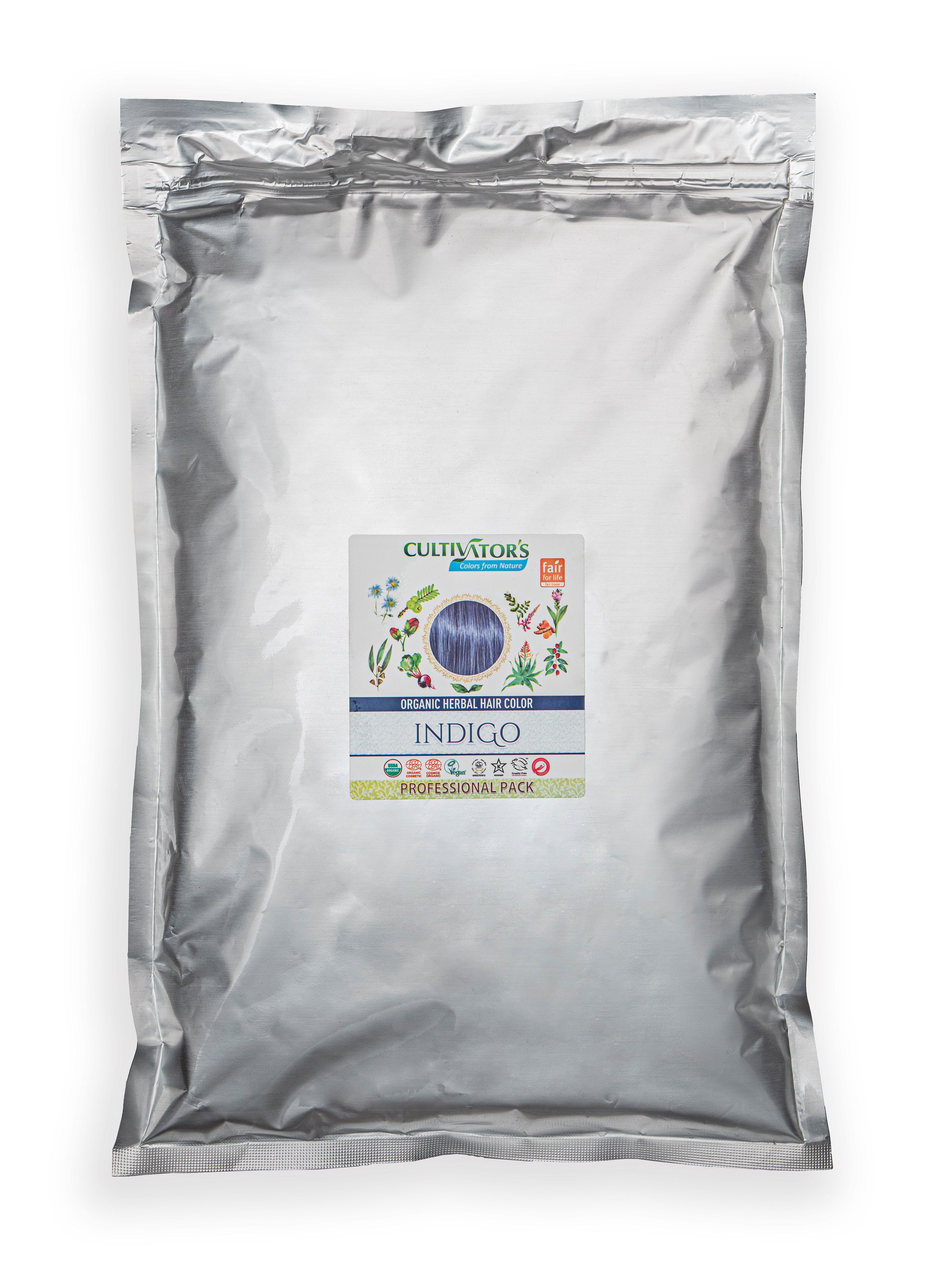 Cultivator's Hair Color-Indigo, 1kg