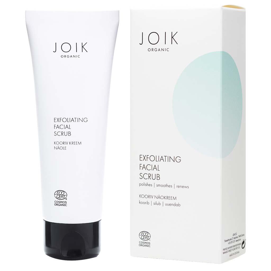 JOIK Organic Exfoliating Facial Scrub Kasvokuorinta 75 ml
