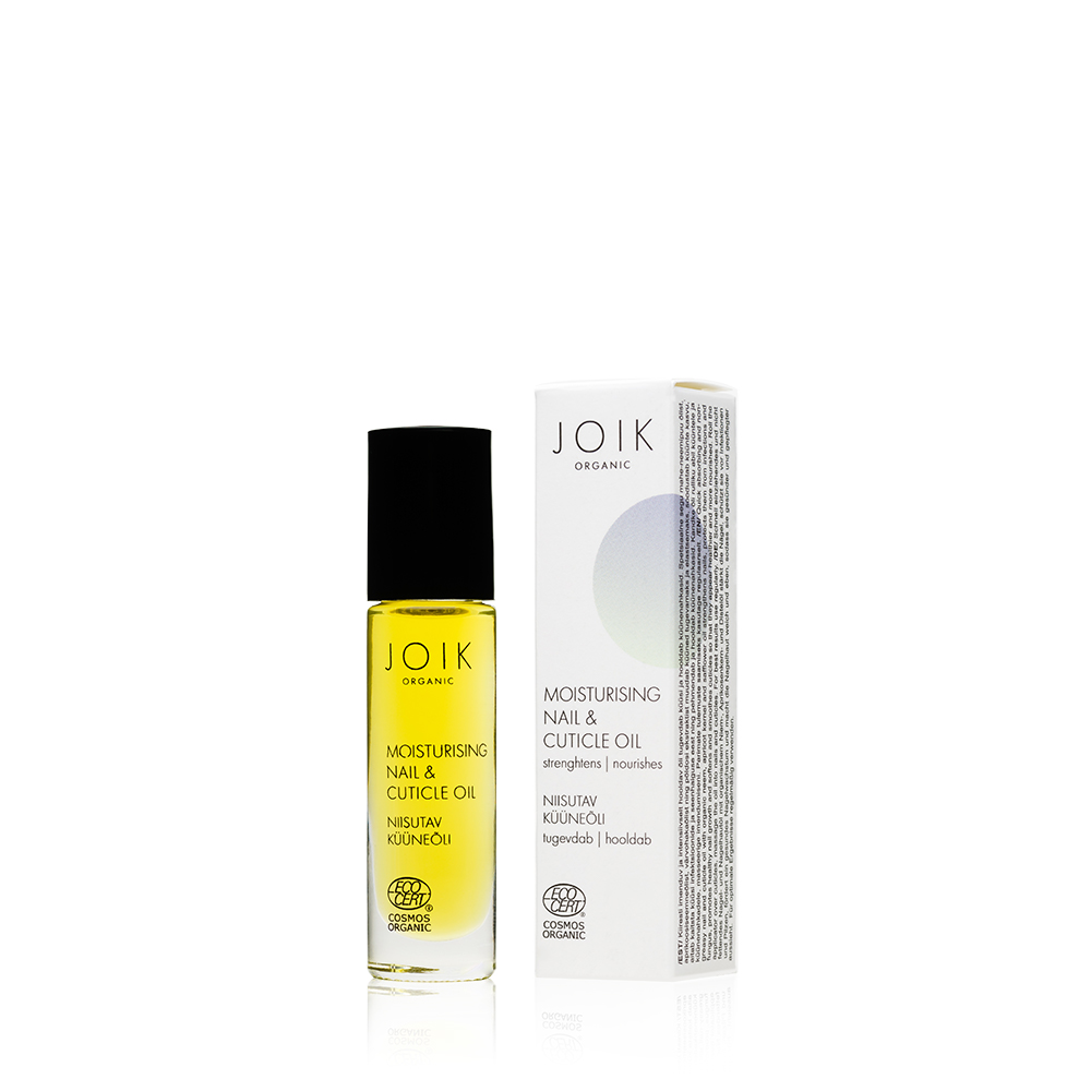 JOIK Organic Moisturising Nail & Cuticle Oil kynsiöljy 10 ml