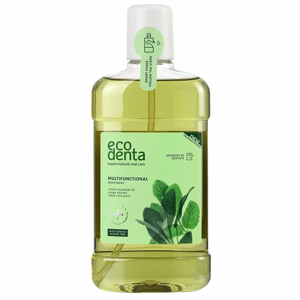 Ecodenta Multifunctional Mouthwash Suuvesi 500 ml