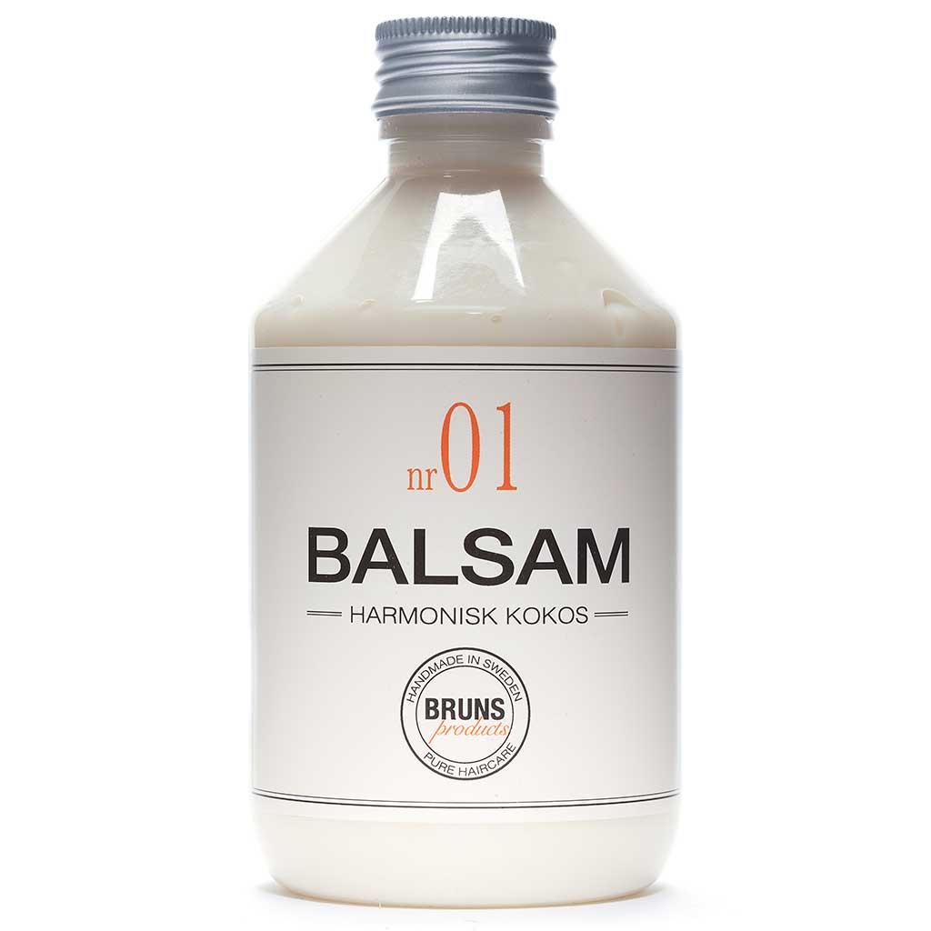 BRUNS Products Nr01 Harmonius Coconut Balsam Kookos Hoitoaine 1000 ml
