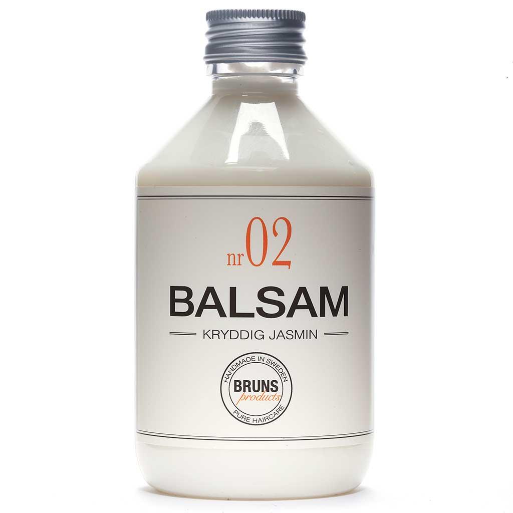 BRUNS Products Nr02 Spicy Jasmine Balsam Jasmiini Hoitoaine 330 ml