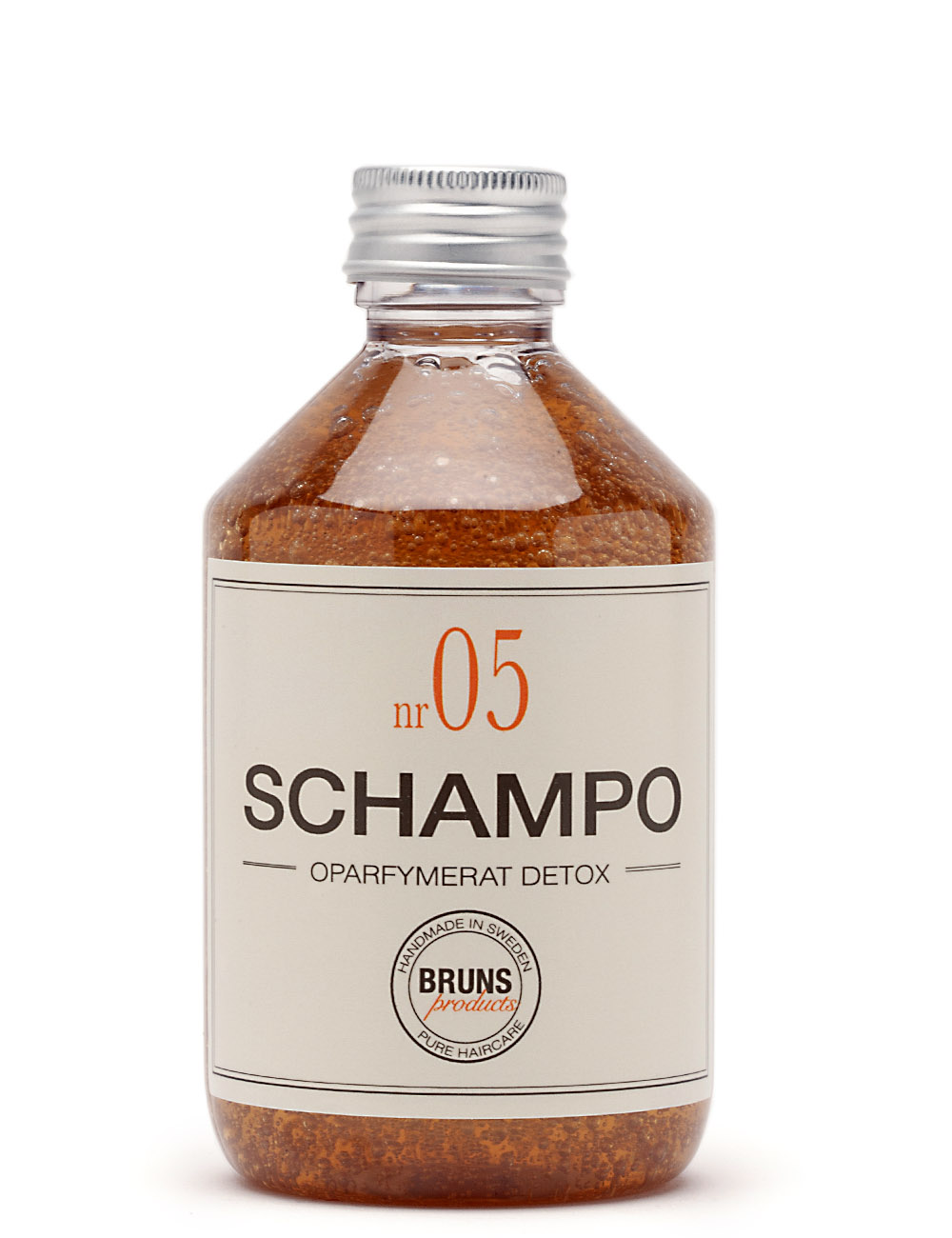 BRUNS Products Nr05 Unscented Detox Shampoo Hajusteeton Detox Shampoo 1000 ml