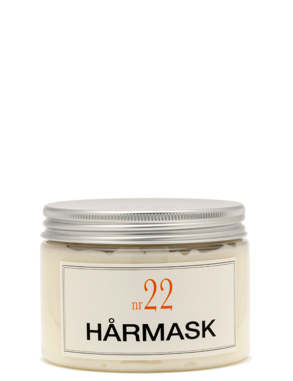 BRUNS Products Nr22 Warm Bergamot Hårmask Bergamotti Hiusnaamio 350 ml