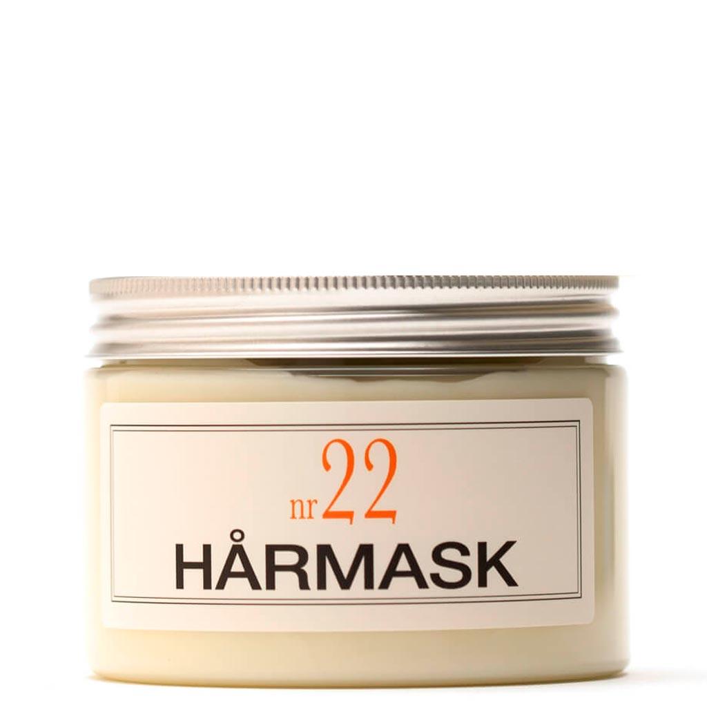 BRUNS Products Nr22 Warm Bergamot Hårmask Bergamotti Hiusnaamio 350 ml