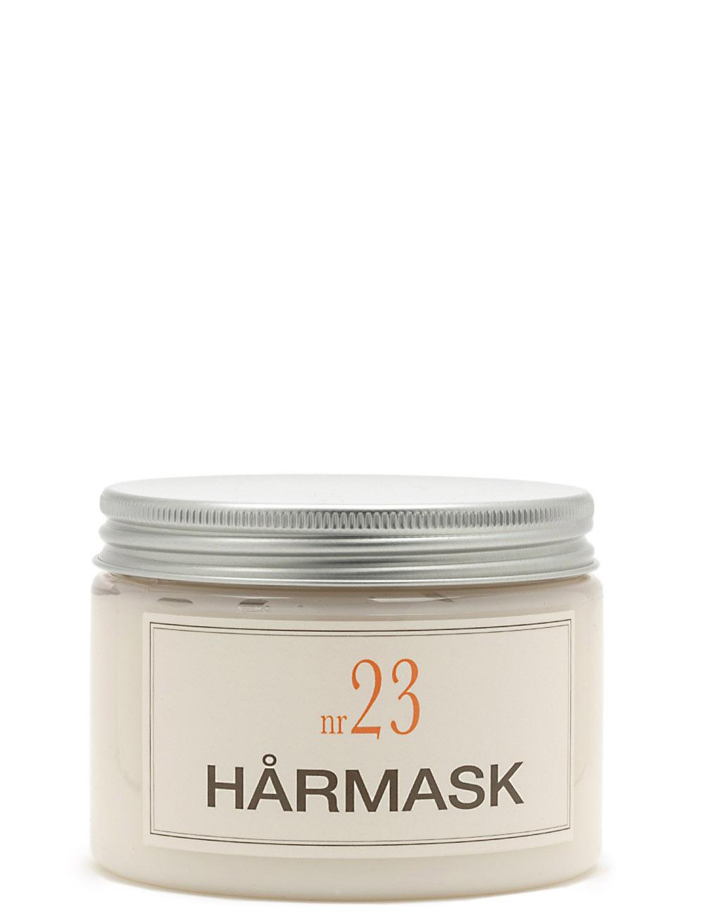 BRUNS Products Nr23 Unscented Hårmask Hajusteeton Hiusnaamio 350 ml