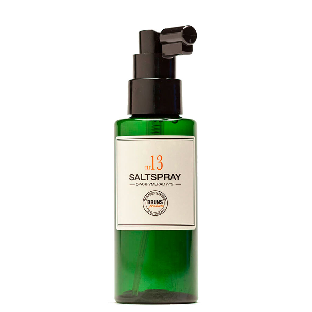 BRUNS Products Nr13 Unscented Salt Spray Hajusteeton Suolasuihke 100 ml