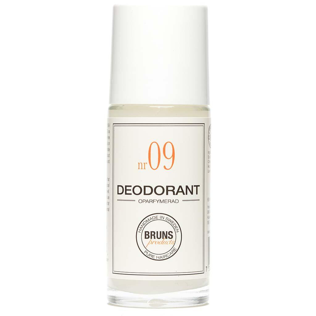 BRUNS Products Nr09 Unscented Deodorant Hajusteeton Deodorantti 60 ml