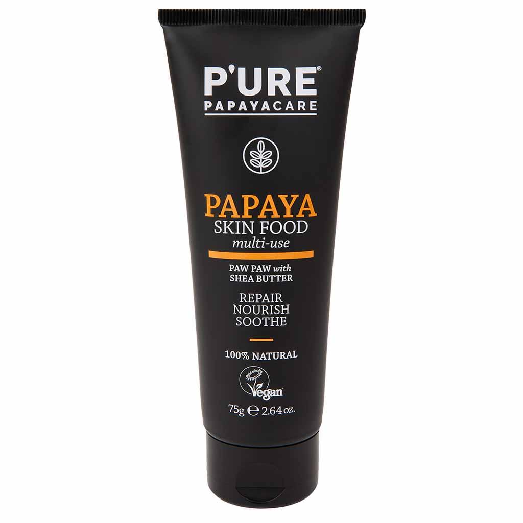 P'URE Papaya SkinFood hoitobalmi 75 g