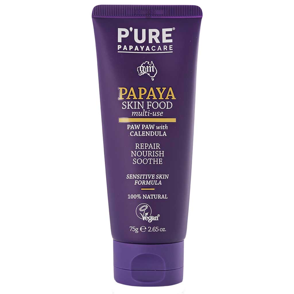 P'URE Papayacare Papaya Skin Food  75 g