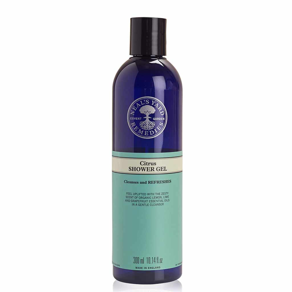 Neal's Yard Remedies Citrus Shower Gel Suihkugeeli 300 ml