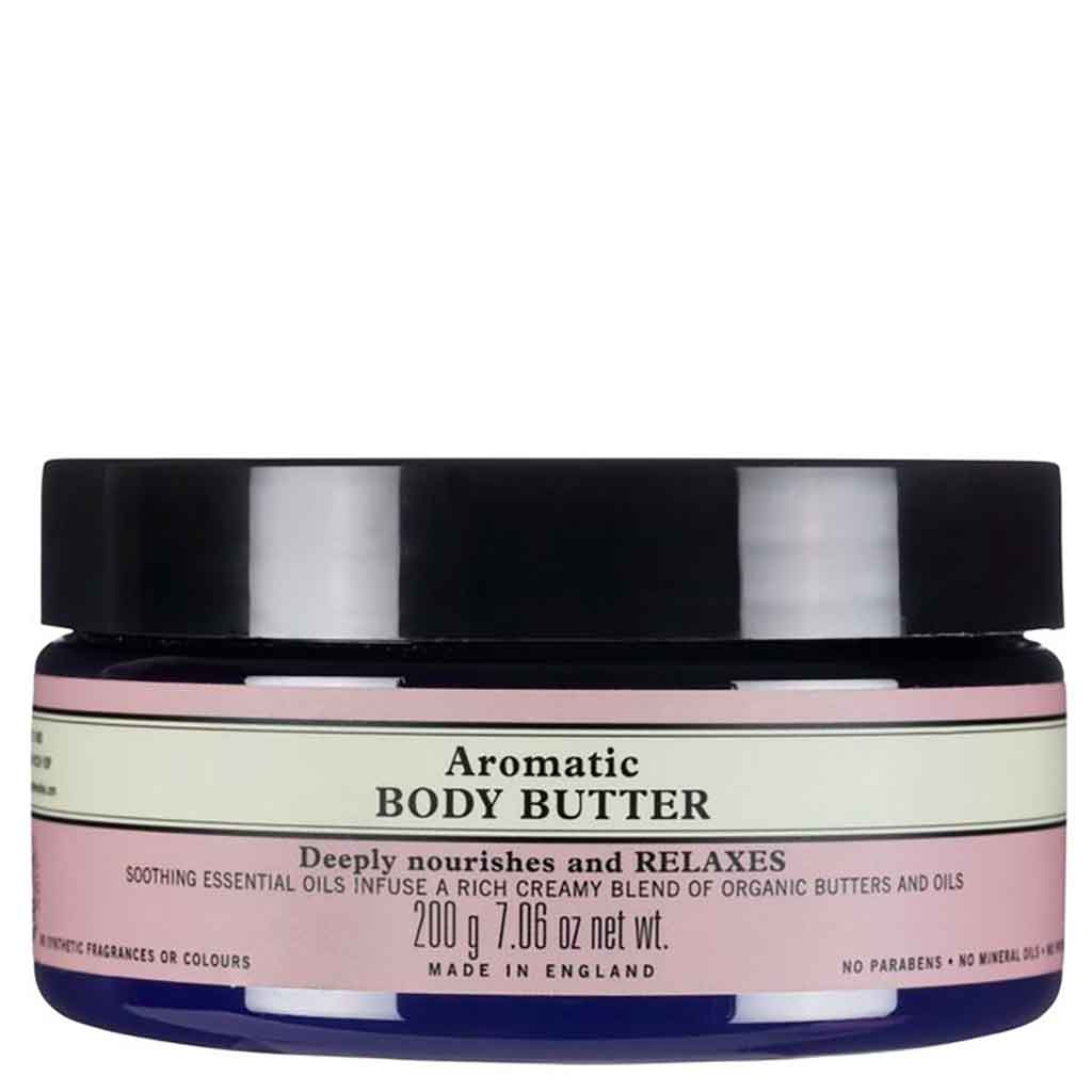 Neal's Yard Remedies Aromatic Body Butter Vartalovoi 200 g