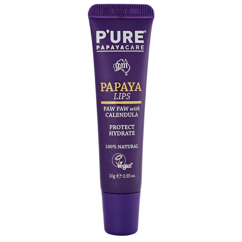 P'URE Papayacare Papaya Lips 10 g