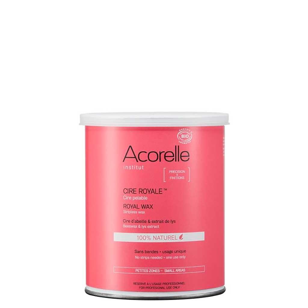 Acorelle Royale Wax Lämpövaha Ammattikoko 800 g