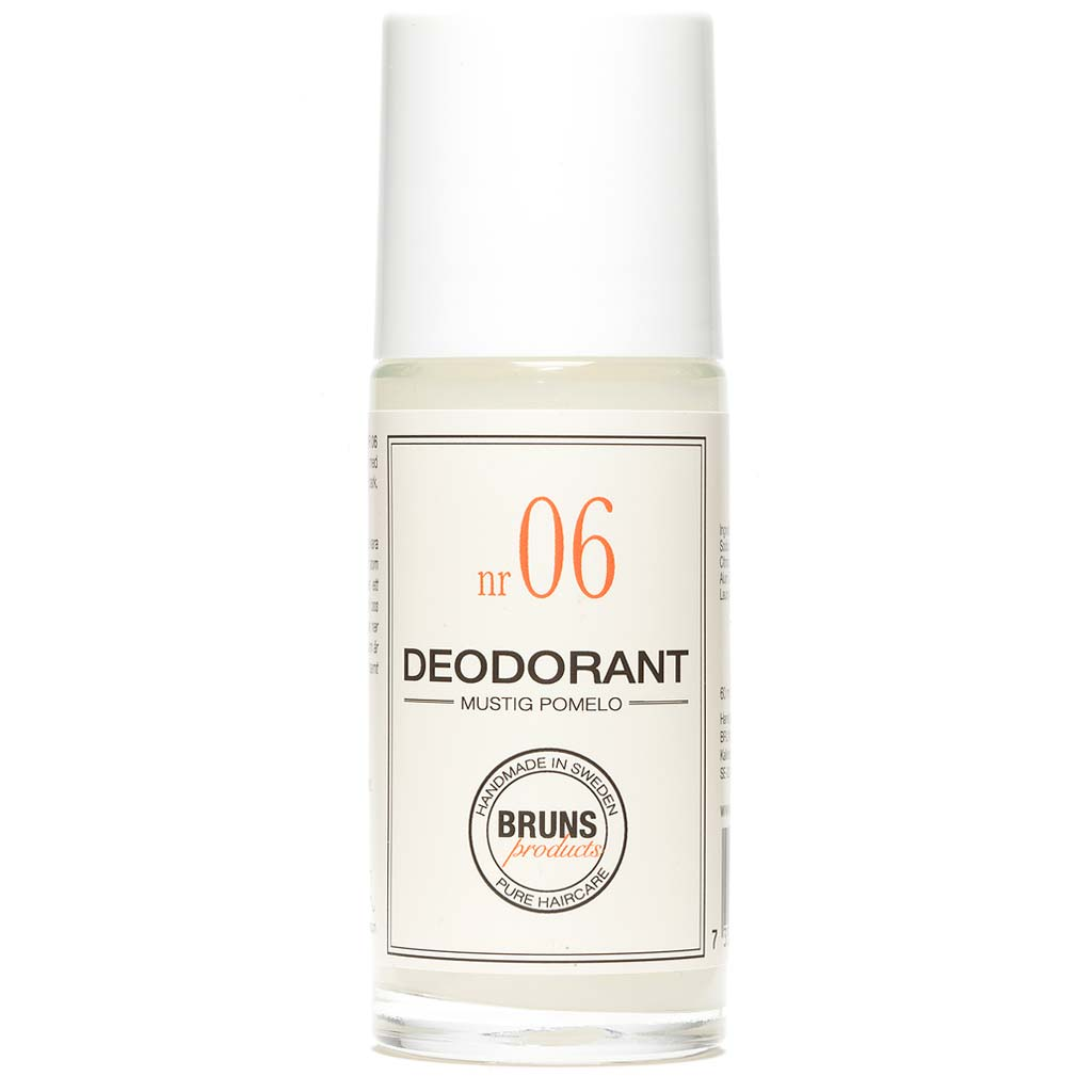BRUNS Products Nr06 Mustig Pomelo Deodorant Pomelo Deodorantti 60 ml