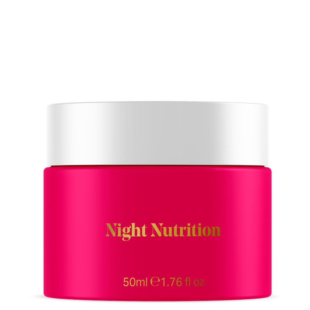 BYBI Beauty Night Nutrition Korjaava Proteiiniyövoide 50 ml