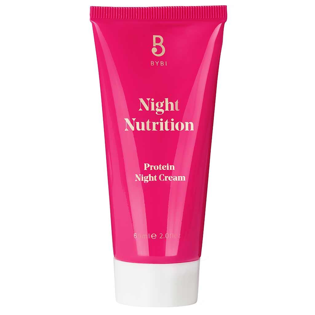 BYBI Beauty Night Nutrition Korjaava Proteiiniyövoide 60 ml