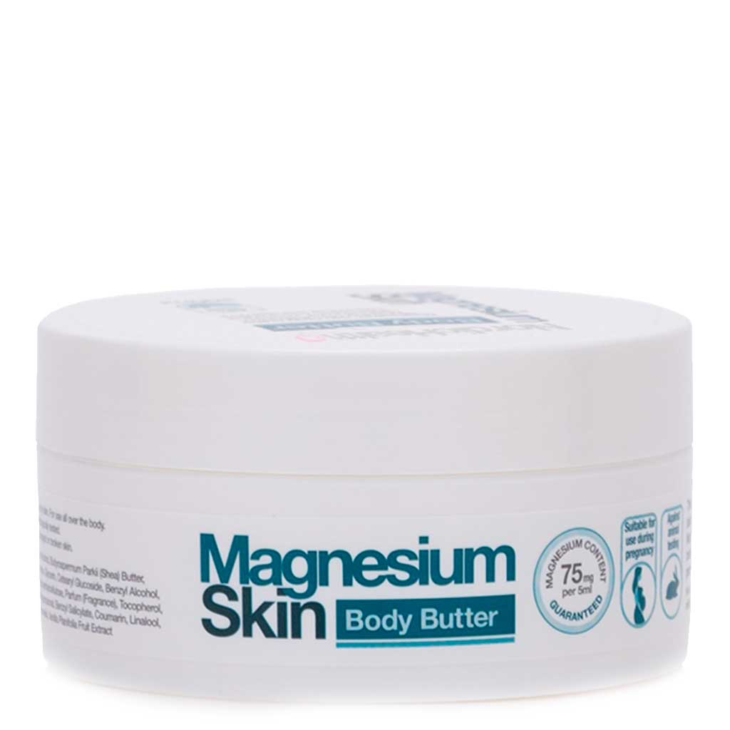 Nordic Health Magnesium Body Butter 200 ml
