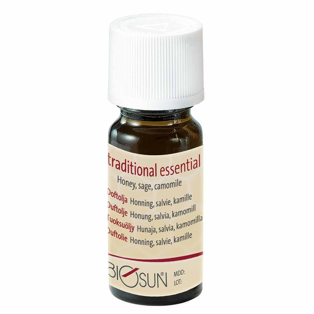 Biosun Traditional -rentouttava eteerinen tuoksuöljysekoitus 10 ml