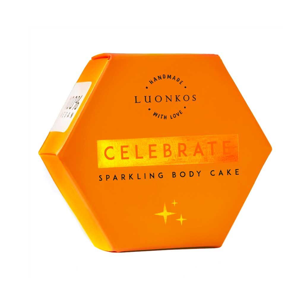 Luonkos Celebrate Vartalokakku 60 ml