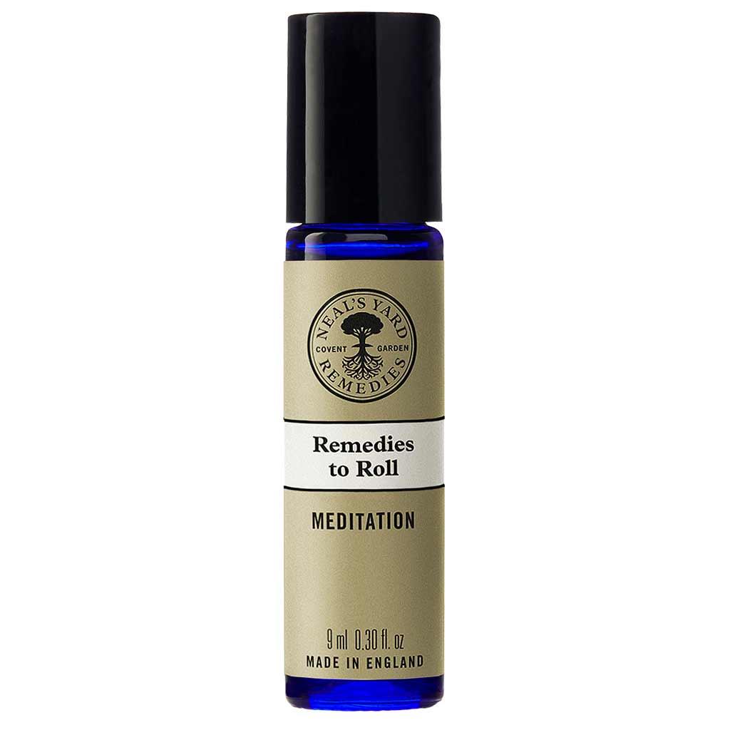 Neal's Yard Remedies Remedies to Roll Meditation Aromaterapiaöljy 9 ml