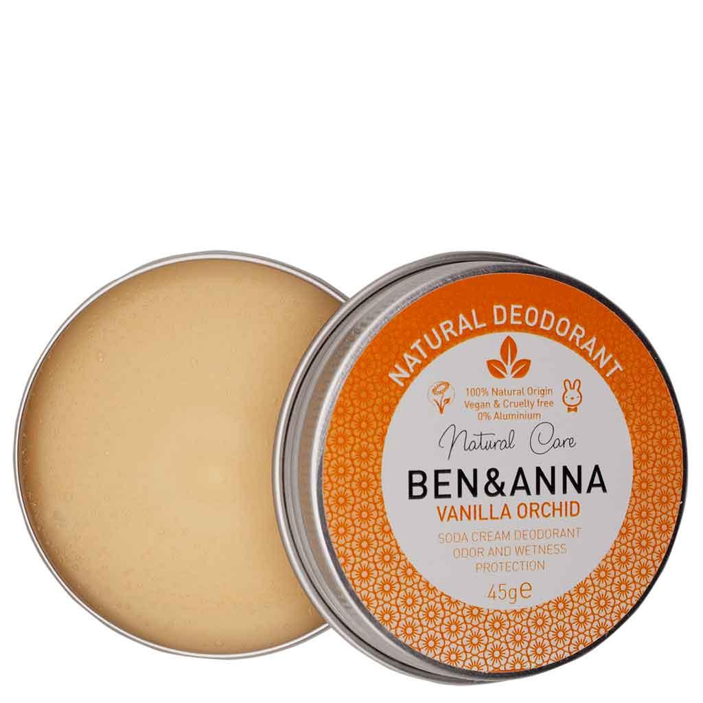 Ben & Anna Vanilla Orchid  Voidedeodorantti 45 g