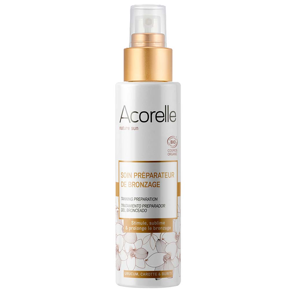 Acorelle Tanning Preparation Dry Oil 100 ml