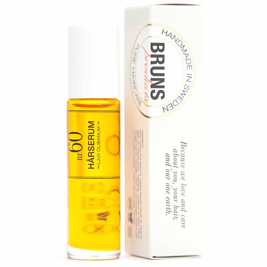BRUNS Products Nr60 Hair Serum Soft Olibanum Hiusseerumi 10 ml