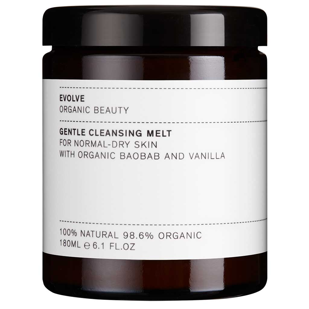 Evolve Organic Beauty Gentle Cleansing Melt Puhdistusbalmi 180ml Ammattikoko
