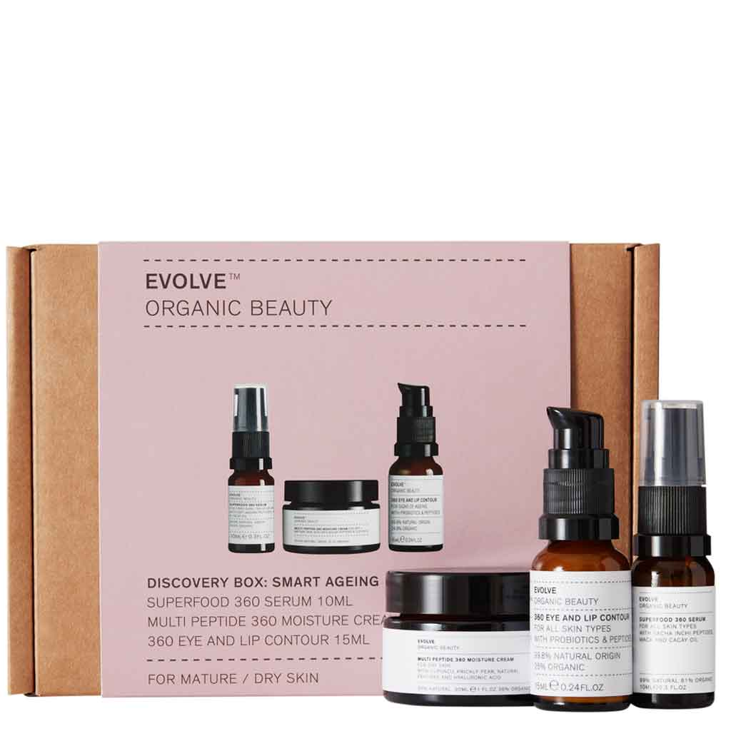 Evolve Organic Beauty Discovery Smart Ageing