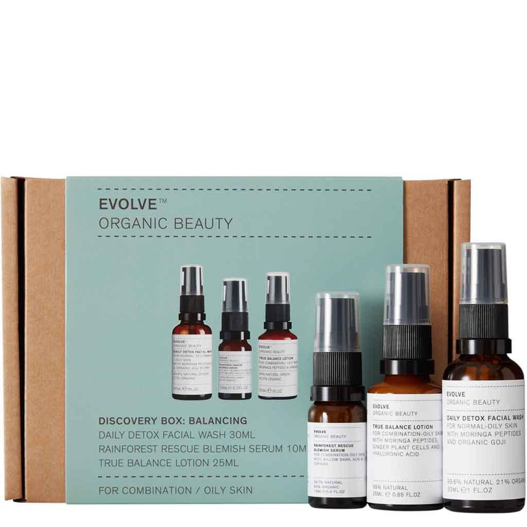 Evolve Organic Beauty Discovery Balancing