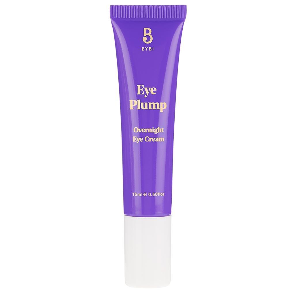 BYBI Beauty Eye Plump Overnight Eye Cream Silottava Silmänympärysvoide 15 ml