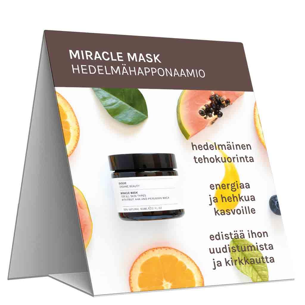 Evolve Organic Beauty Hyllypuhuja Miracle Mask