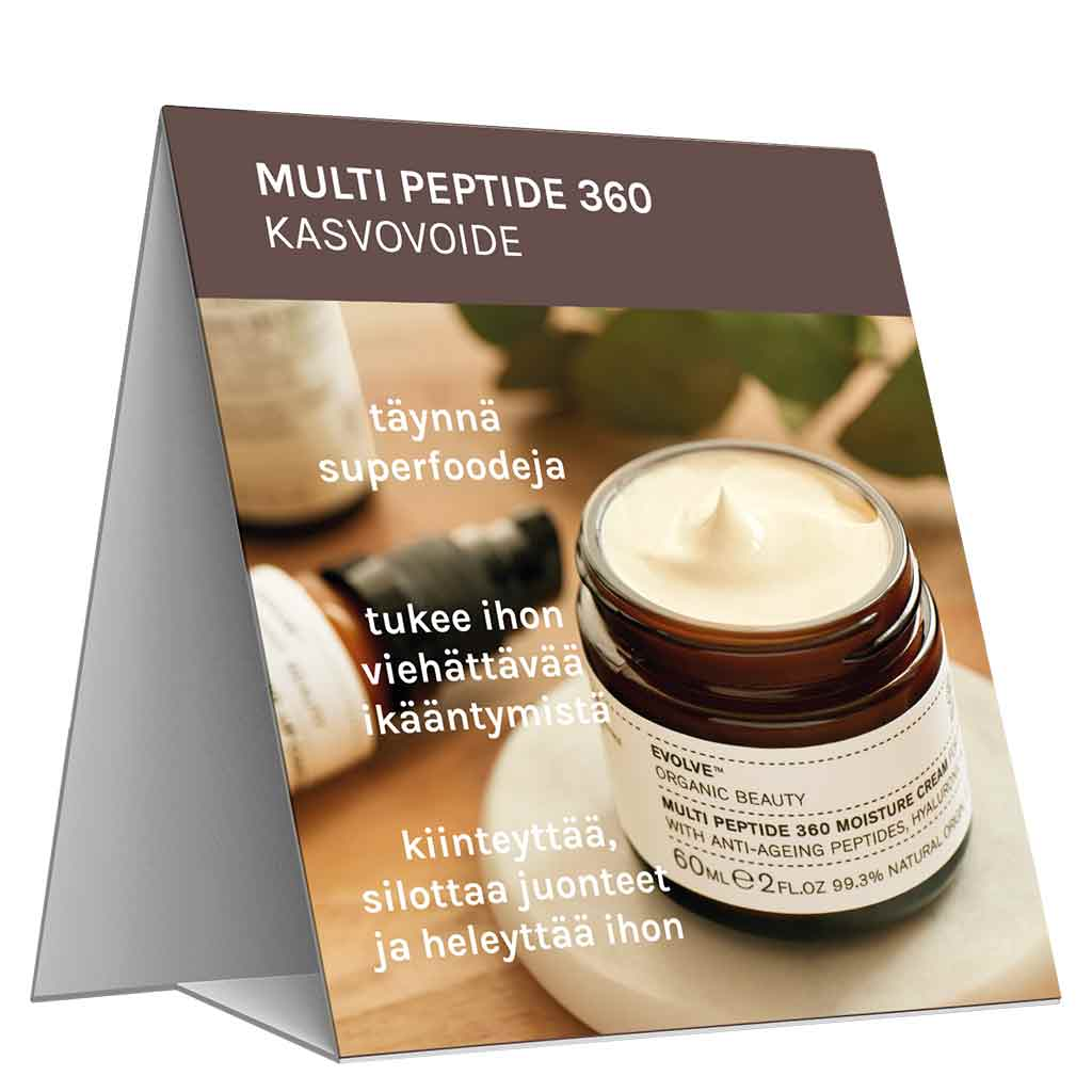 Evolve Organic Beauty Hyllypuhuja Multi Peptide 360 Cream