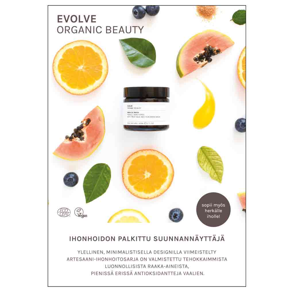 Evolve Organic Beauty Esite