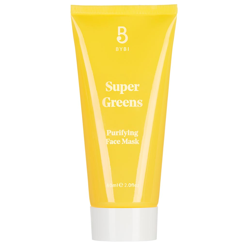 BYBI Beauty Super Greens Purifying Face Mask