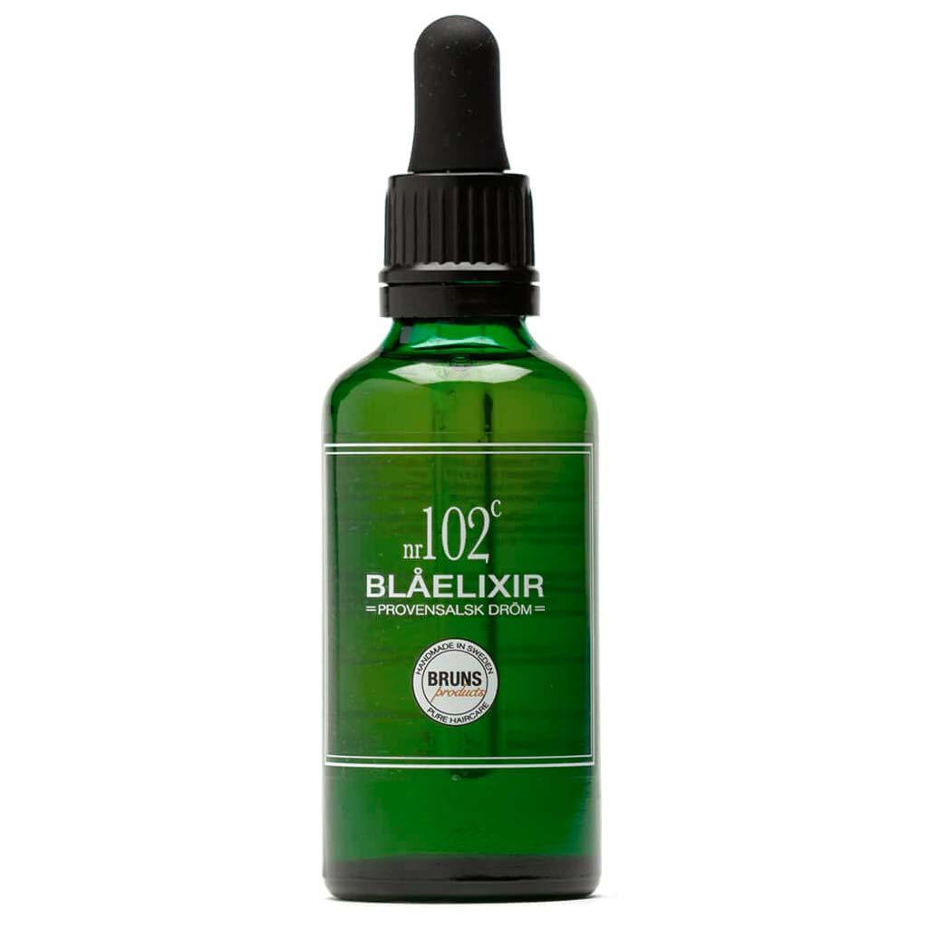BRUNS Products Nr102c Provencal Dream Blue Elixir Seerumi Hiuspohjalle ja kasvoille 50 ml