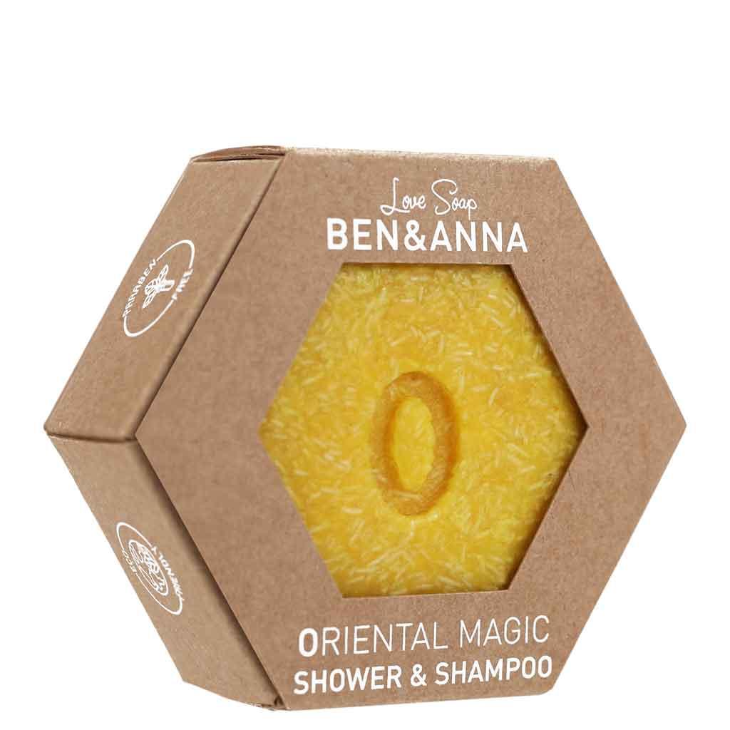 Ben & Anna Lovesoap Oriental Magic Shower & Shampoo