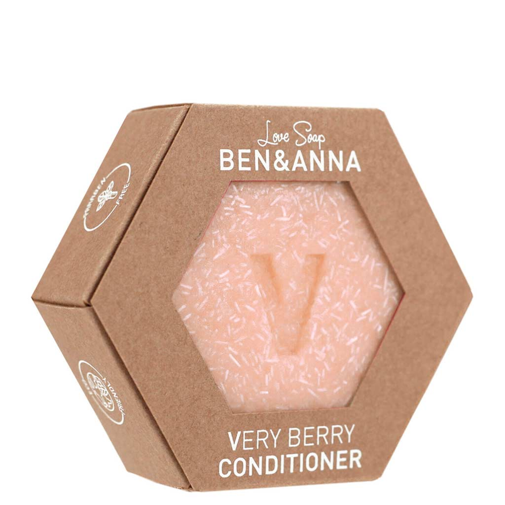 Ben & Anna Lovesoap Very Berry Conditioner