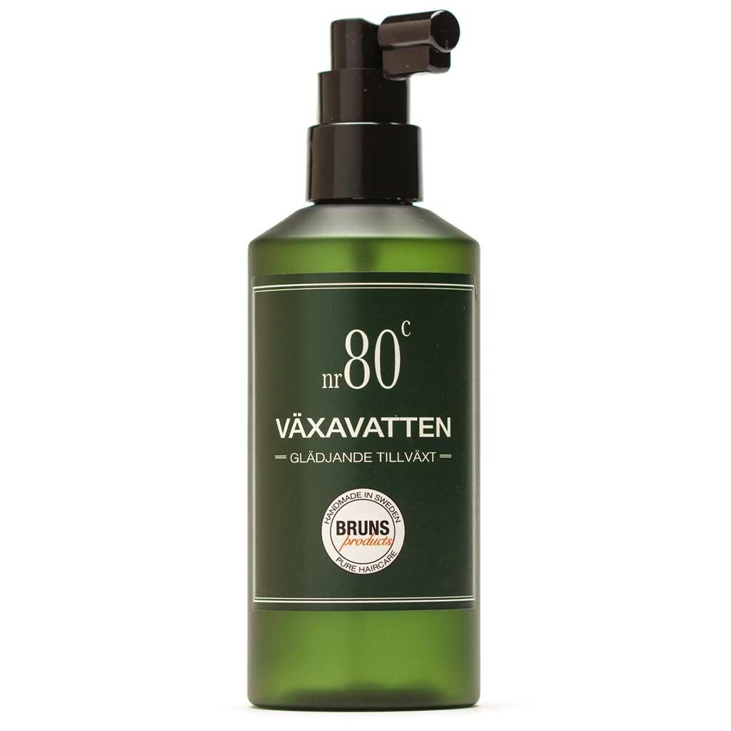 BRUNS Products 80c Joyful Growth Water Hiusten kasvua edistävä hiusvesi 200 ml