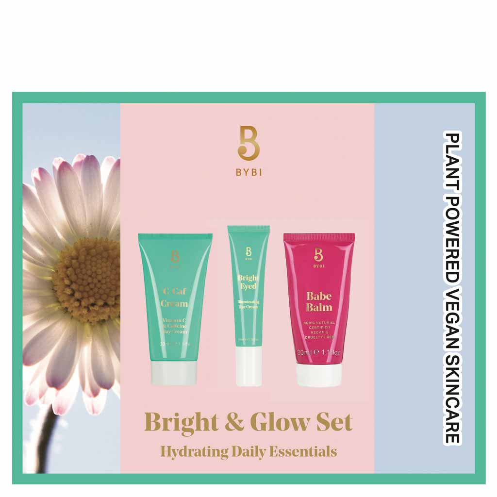 BYBI Beauty Bright and Glow Holiday Set