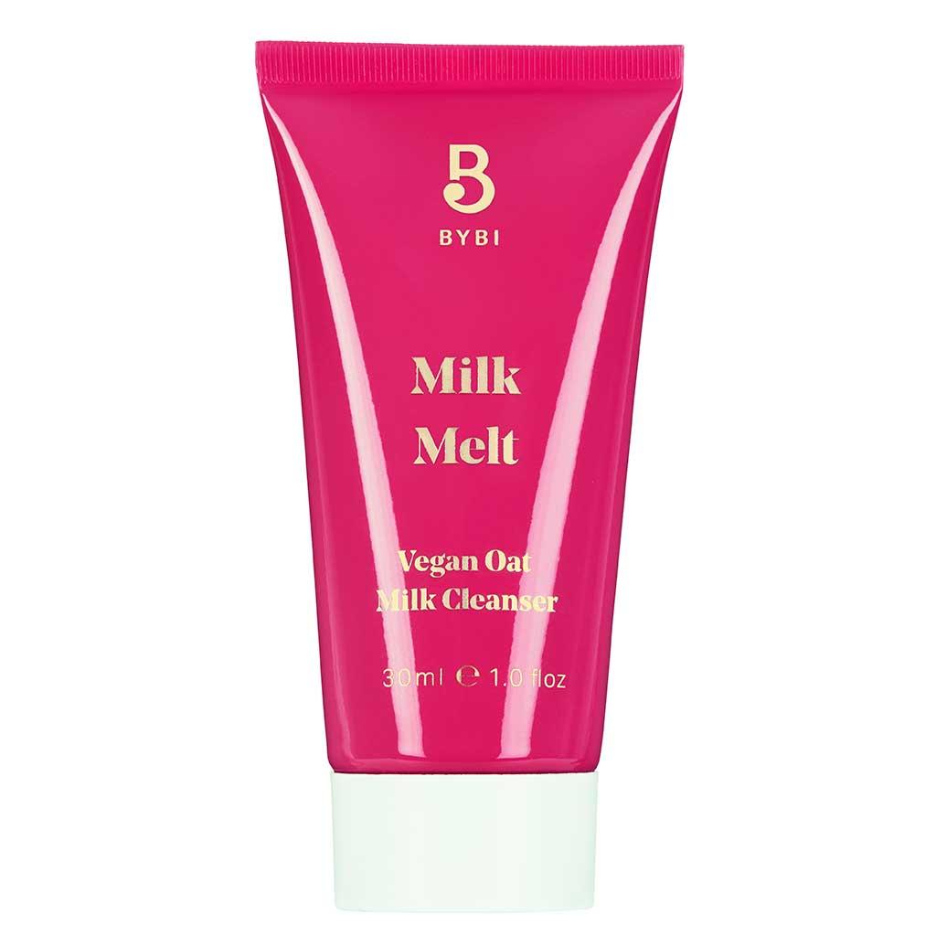 BYBI Beauty Mini Milk Melt Vegan Oat Cleanser Puhdistusvoide 30 ml