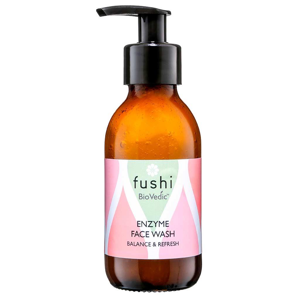 Fushi BioVedic™ Enzyme Face Wash Kirkastava Puhdistusgeeli 150 ml
