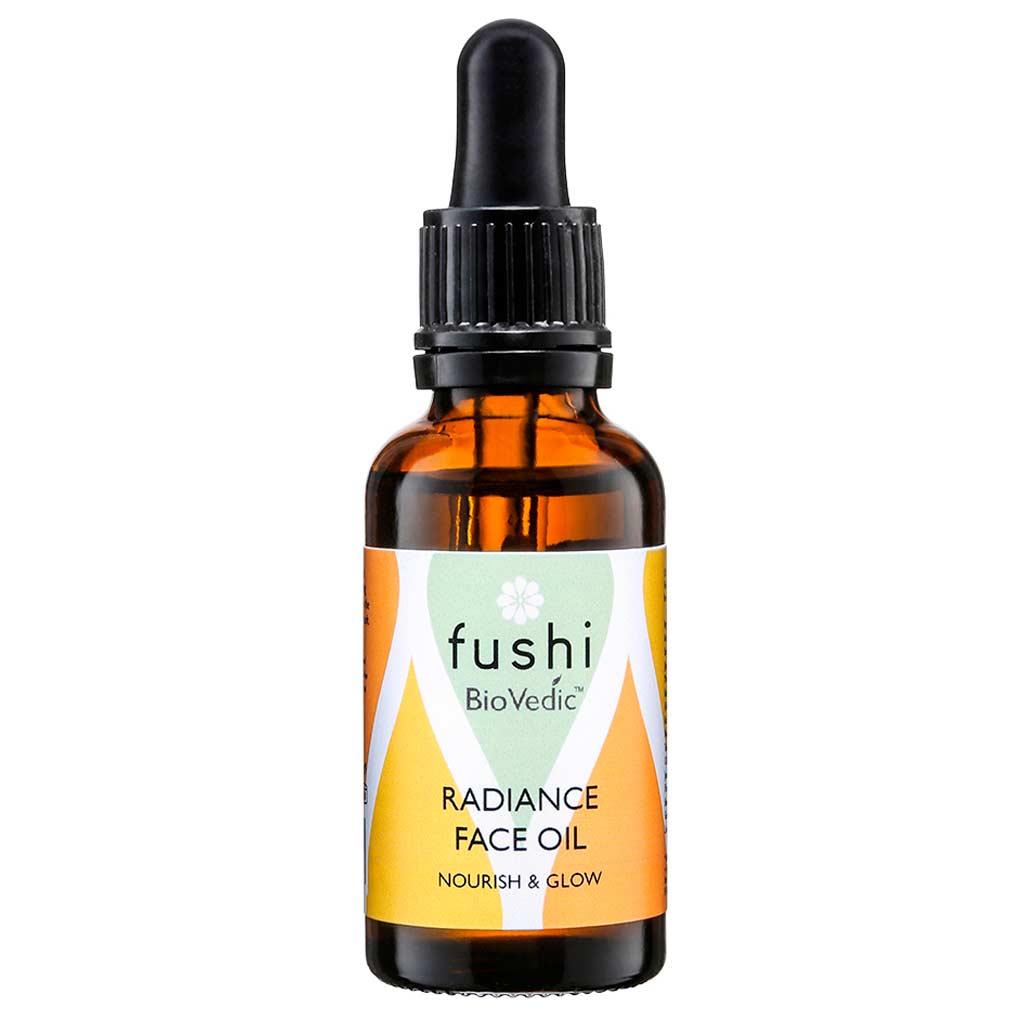 Fushi BioVedic™ Radiance Face Oil Kirkastava Kasvoöljy 30 ml