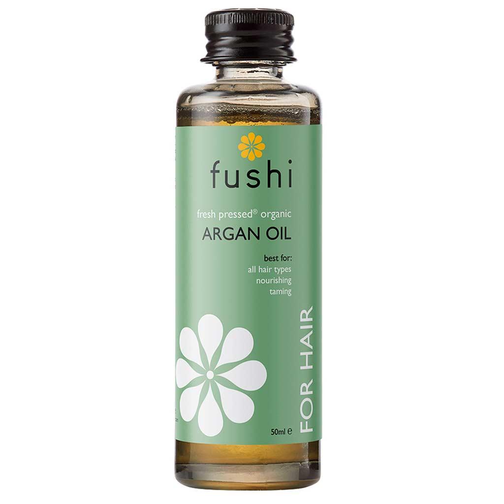 Fushi Organic Argan Oil Luomu Arganöljy 50 ml